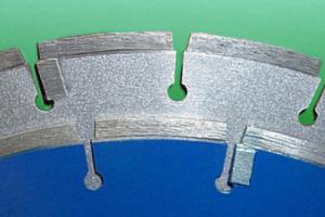 Platinum Dry Cut Diamond Sawblades - Elliott Diamond